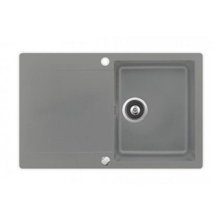 TEKA CLIVO 45 1B1D, aliuminio spalvos