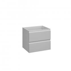 Pakabinama spintelė SOLLER 2D 60, balta